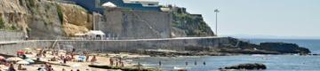 Banhos proibidos nas praias de Carcavelos e São Pedro do Estoril