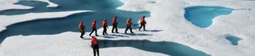 Era a última massa de gelo intacta no ártico canadiano — e acaba de colapsar