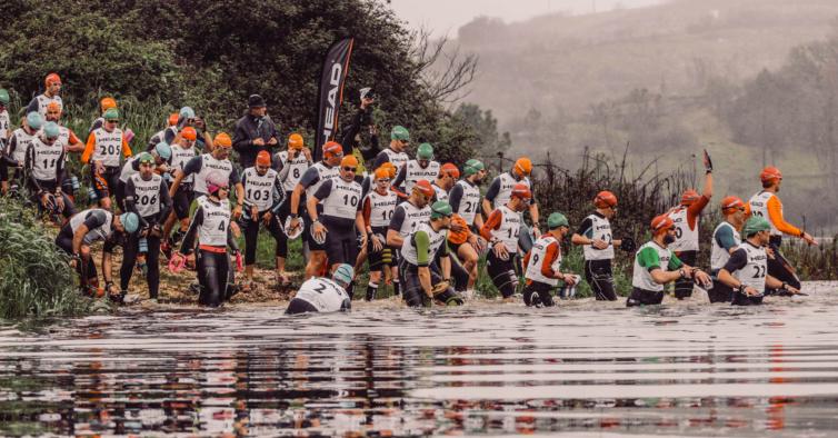As competições de Swimrun regressam a Portugal em setembro