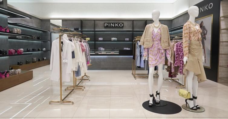 Pinko abre primeira loja outlet em Portugal — e está cheia de descontos