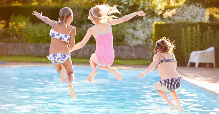 Este colar impede que as crianças se afoguem na piscina ou na praia