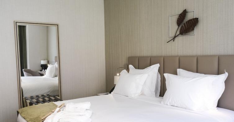 Este hotel é um pedaço de natureza no centro de Lisboa