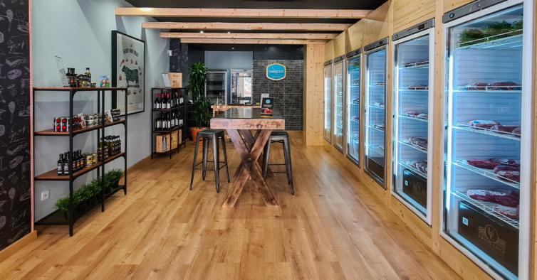 Hangus: a nova loja de carnes premium que é muito mais do que um talho