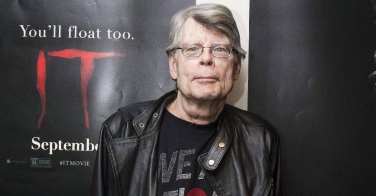 Stephen King promete que vai publicar um novo livro de terror em 2021