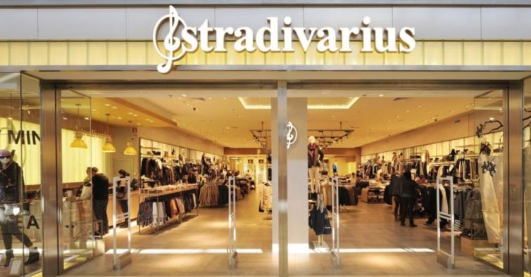O top perfeito para os jantares de verão acabou de chegar à Stradivarius