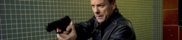 """""""O Fugitivo"""" transformou-se numa série com Kiefer Sutherland no papel principal"""