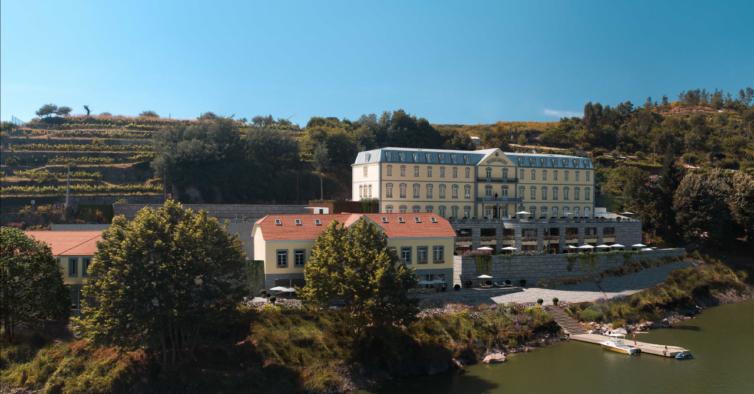 O Palácio de Canavezes quer ser um dos melhores retiros de luxo da Europa