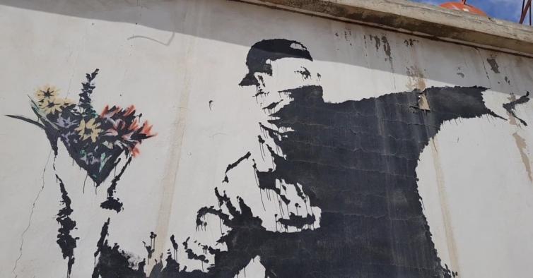 Banksy perdeu os direitos de uma das obras mais famosas