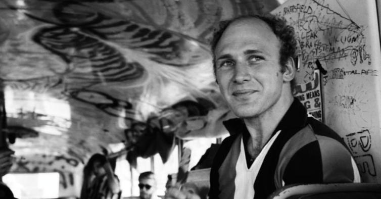 LSD, prisão e suicídio. A vida louca do autor que inspirou a nova série da Netflix