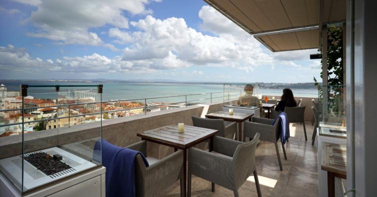 Suba, o restaurante que é também o novo terraço lisboeta — e a vista é incrível