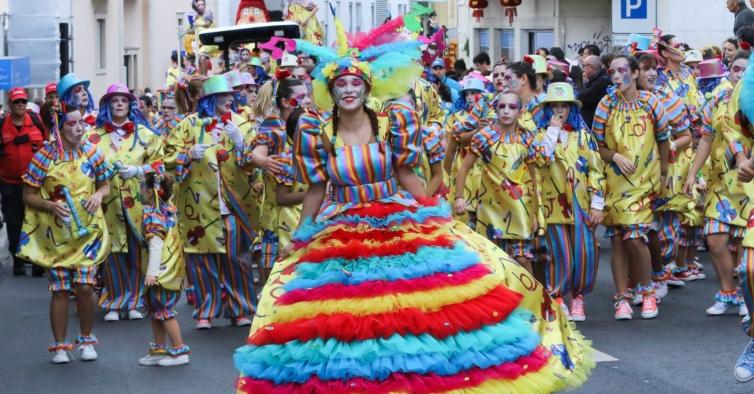 Cortejos do Carnaval de Loures cancelados devido à Covid-19